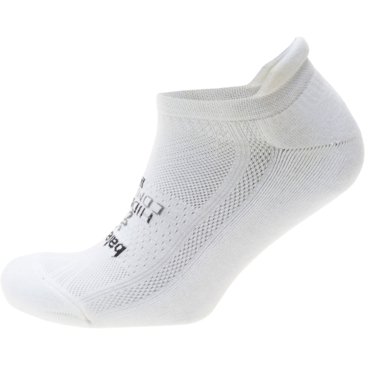 Image of Chaussettes Balega Hidden Comfort - Extra Large Blanc | Chaussettes