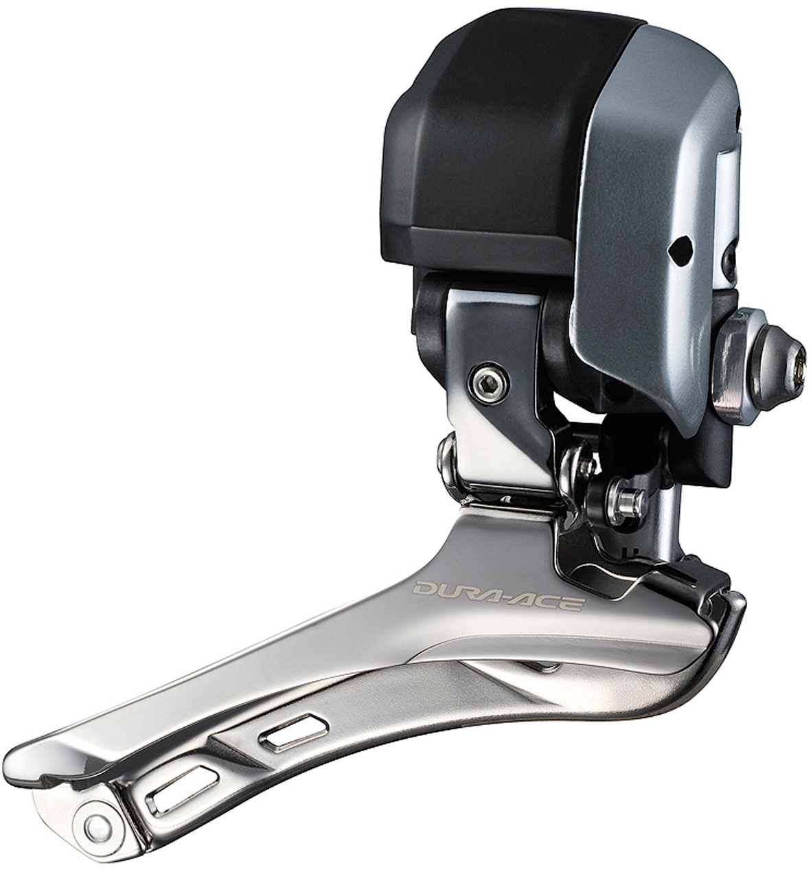 Shimano Dura Ace 9070 Di2 forskifter – braze-on | Front derailleur