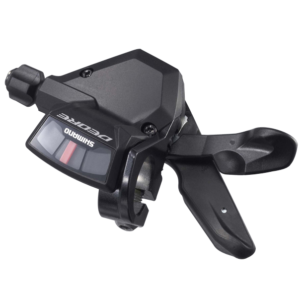 Wiggle | Shimano Deore M590 9 Speed Rapidfire Pods | Gear Levers | Gear levers