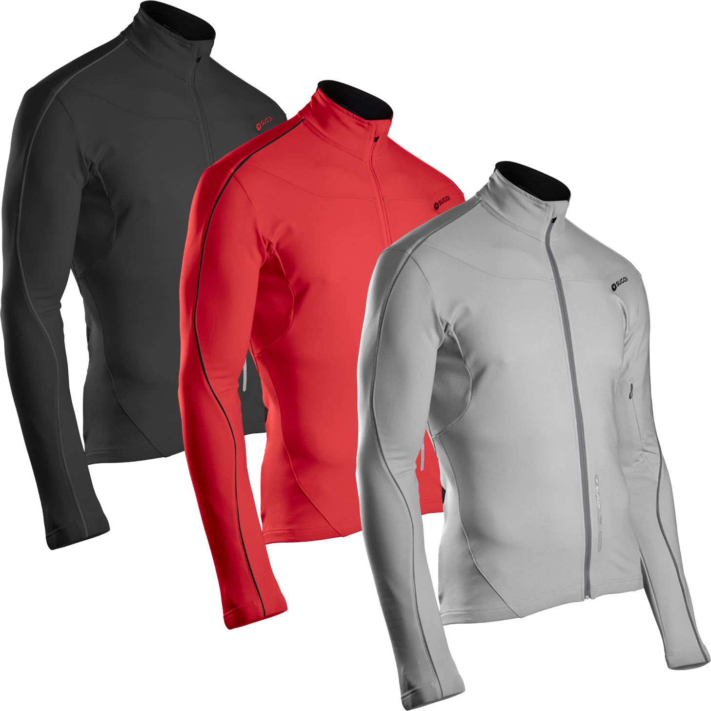 Sugoi RS Long Sleeve Thermal Jersey