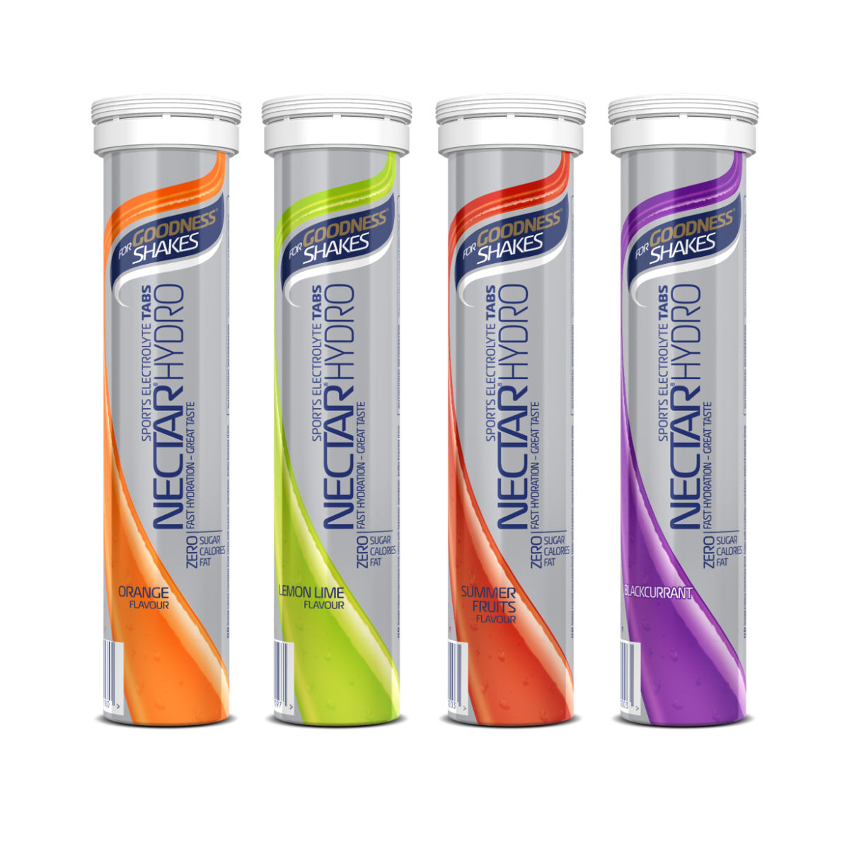 For Goodness Shakes Nectar Hydro Tabs (20 Tabs)