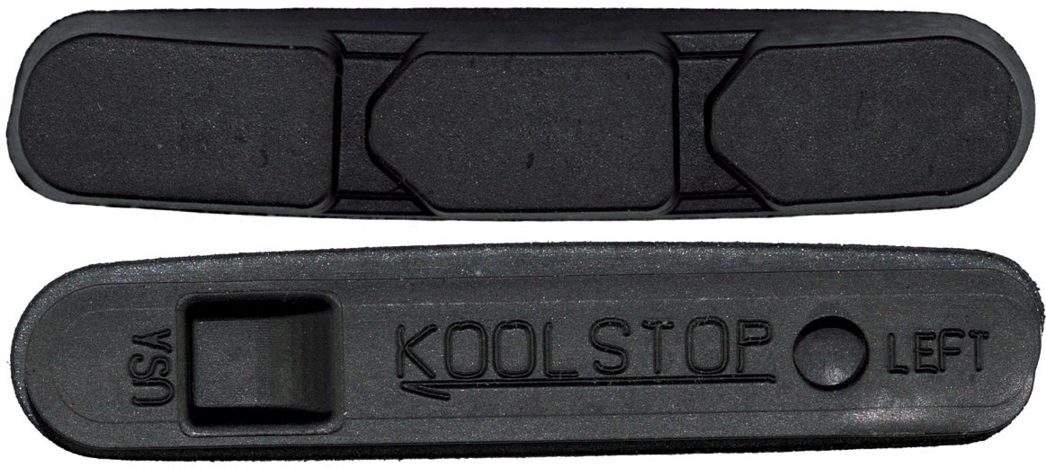 Replacement V-Inserts Kool Stop Salmon For Severe Conditions