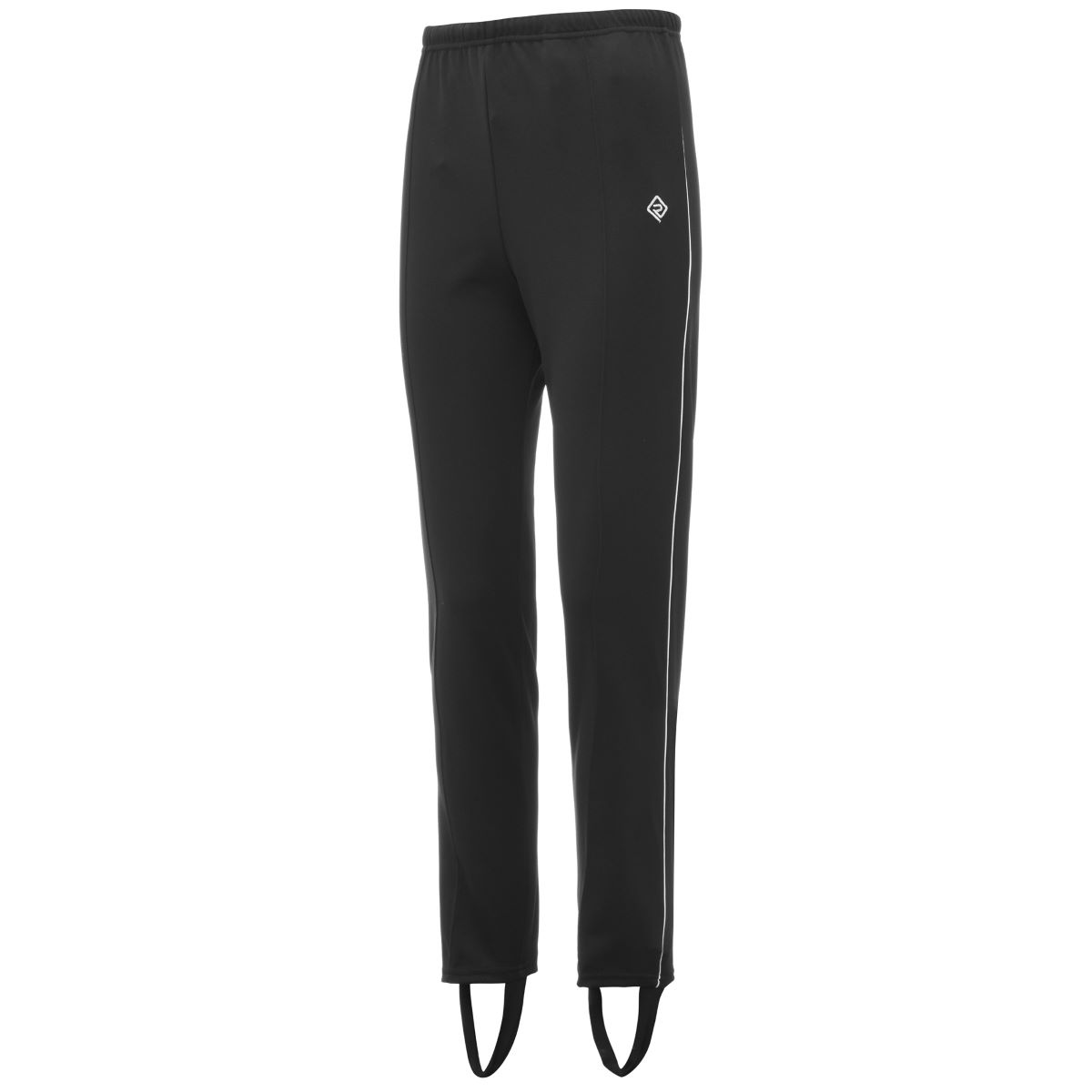 Image of Collant Femme Ronhill Classic Tracksters - 12 UK Noir/Blanc | Joggings