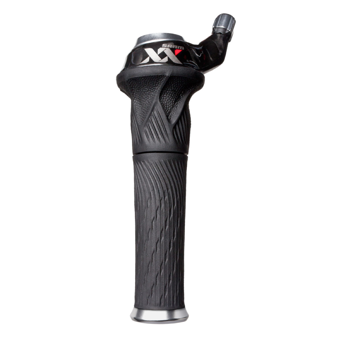 SRAM SRAM XX 10-Speed Rear Grip Shift With Lock-On Grip   Gear Levers