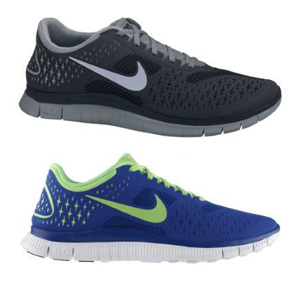 Wiggle  Nike Free 4.0 V2 Shoes AW12  Internal