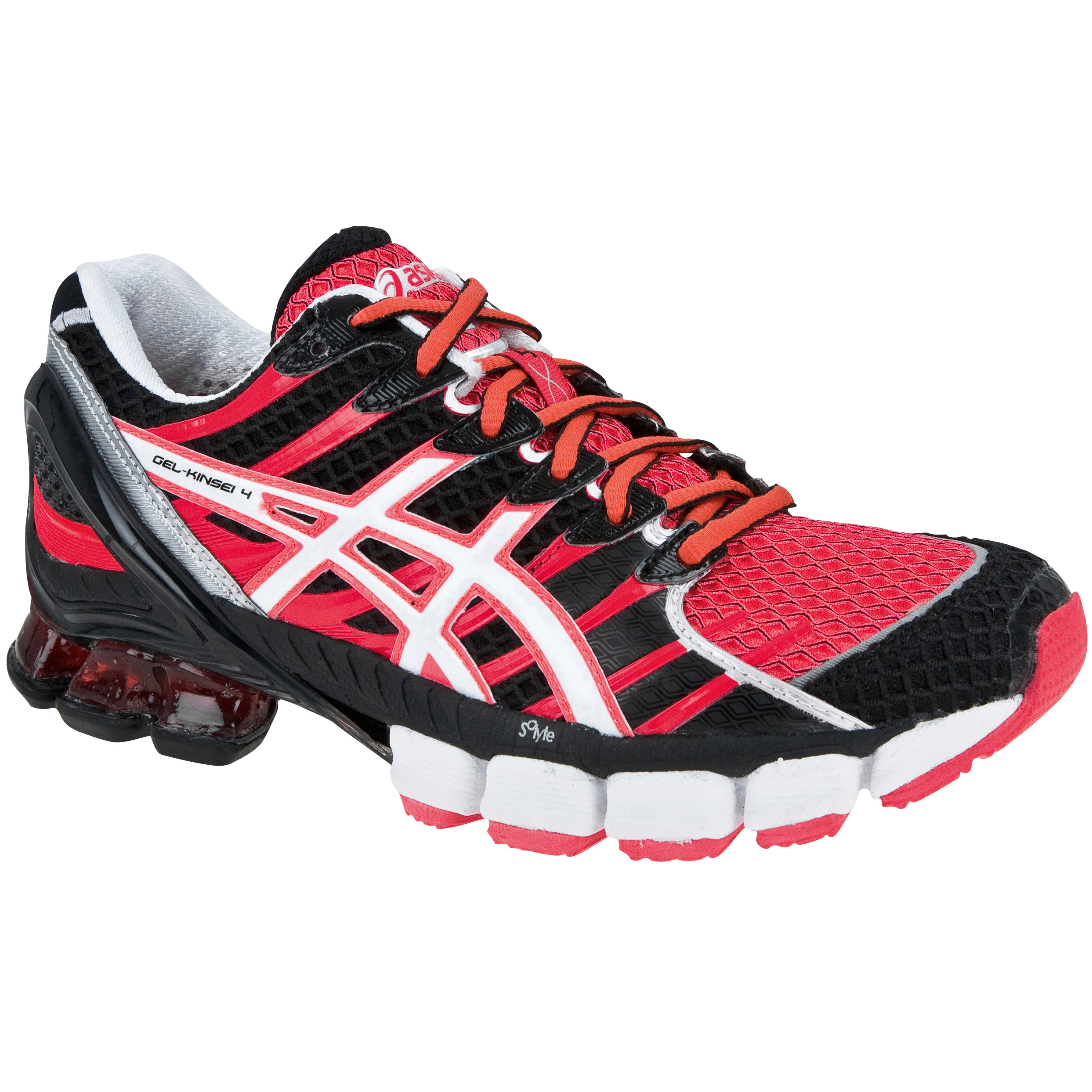 asics gel kinsei 4 rose
