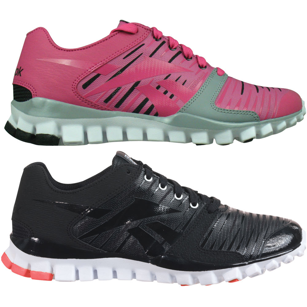Wiggle | Reebok Ladies Realflex Fusion Trainer 2.0 Shoes ...