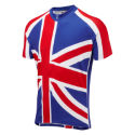 Foska Great Britain Road Cycling Jersey