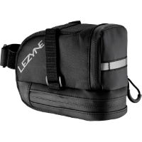 Lezyne Caddy Sadeltaske (large, sort)