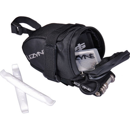 Lezyne Loaded Caddy Saddle Bag with Tools - Medium