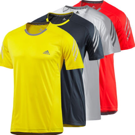 935646be4da64 View in 360° 360° Play video. 1.  . 5. adidas Supernova Short Sleeve Tee  Shirt ...