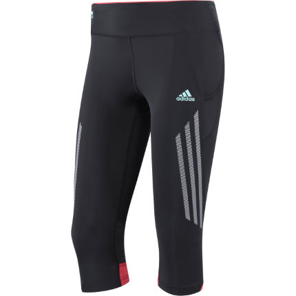 4eddadbaf88 Wiggle | adidas Ladies Supernova 3/4 Length Tight | Internal