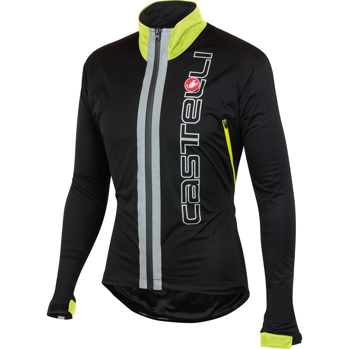 Wiggle Castelli Confronto Waterproof Jacket Cycling