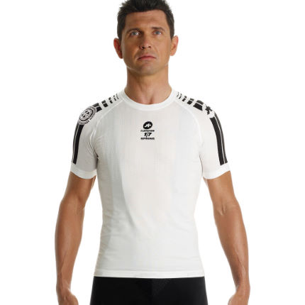 Assos SS.skinFoil_spring Short Sleeve Base Layer