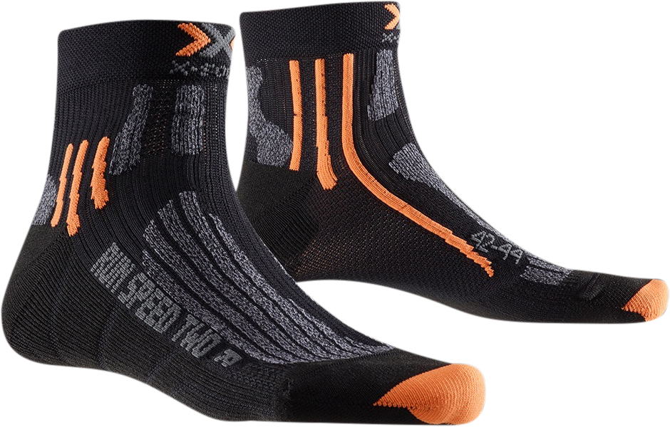 X-Socks Run Speed Two Sock | Strømper