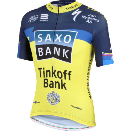 f0d402c72 View in 360° 360° Play video. 1.  . 1. Sportful Team Saxo Tinkoff Pro Race  Jersey ...