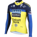 Sportful - Team Saxo Tinkoff 保暖长袖骑行衣(2013款)