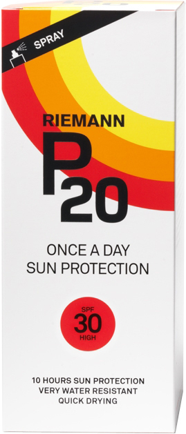 P20 Once a Day Sun Protection Spray SPF30 (200ml) | Body maintenance