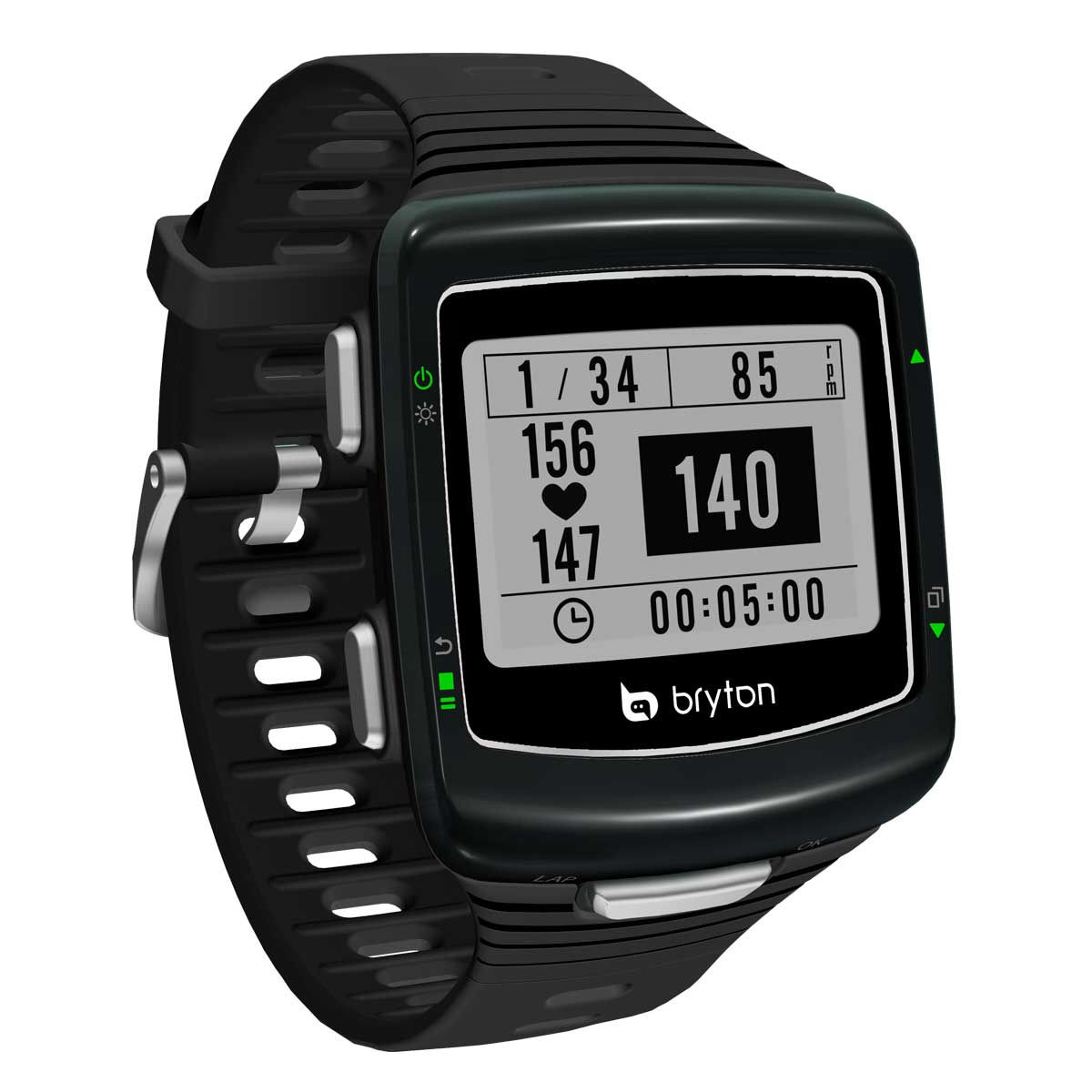 bryton cardio 60t triathlon sportuhr mit sensorset gps. Black Bedroom Furniture Sets. Home Design Ideas