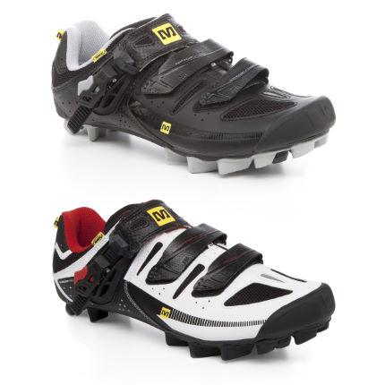 release info on wide range sneakers for cheap Wiggle | Mavic Rush Off Road Shoes | Internal