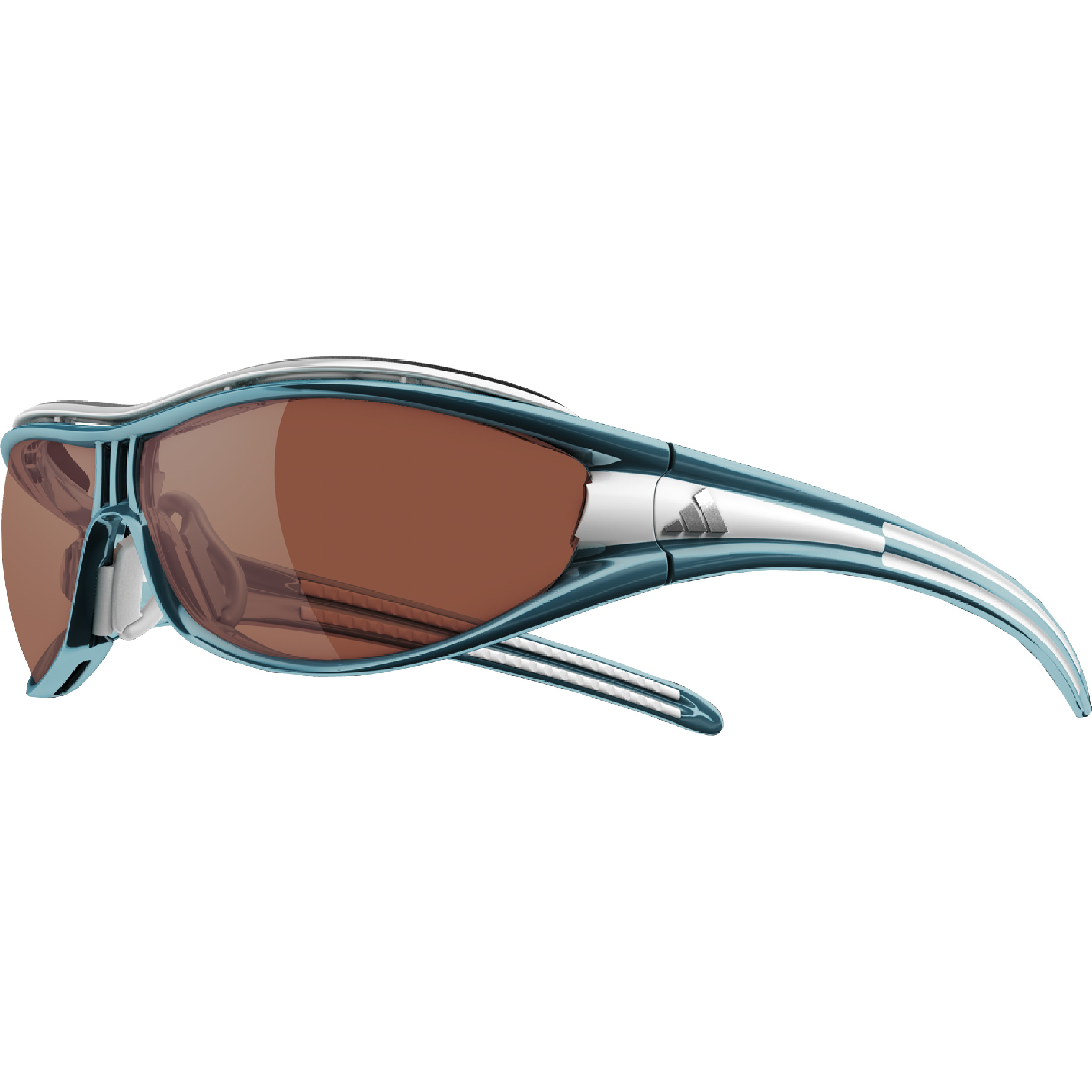 adidas eyewear brown