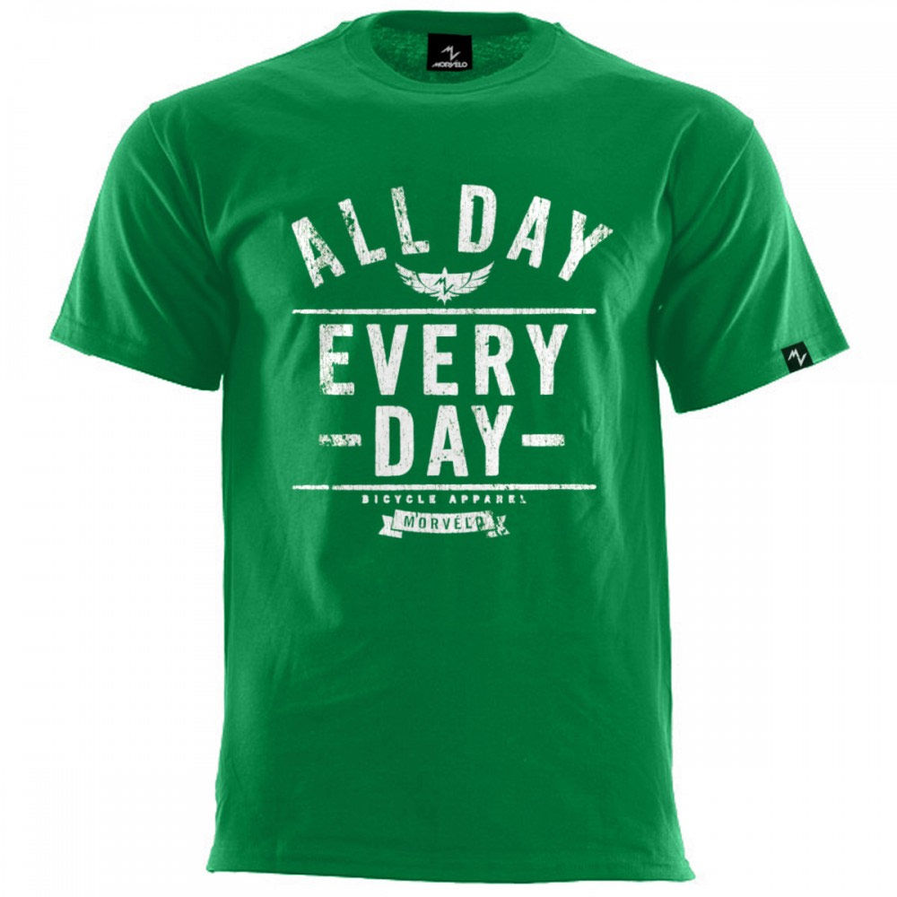wiggle morvelo all day every day t shirt t shirts. Black Bedroom Furniture Sets. Home Design Ideas