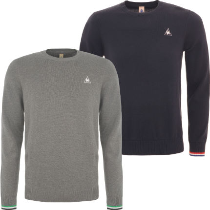 internal le coq sportif cosson sweater wiggle france. Black Bedroom Furniture Sets. Home Design Ideas