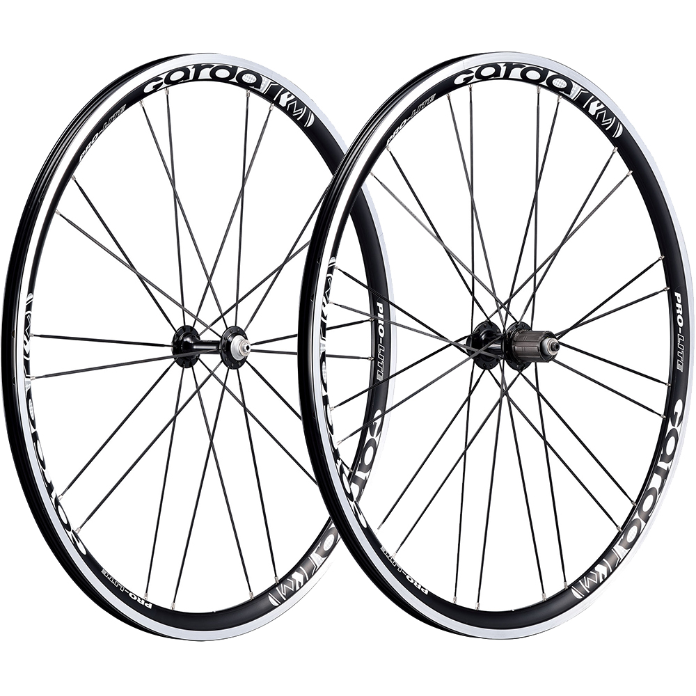 Pro-Lite Como Alloy Road Bicycle Wheelset Clincher Shimano Hubs NOS