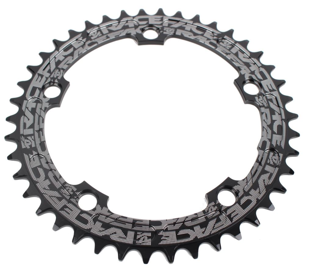 Race Face Narrow-Wide Chainring 34t x 104mm Purple