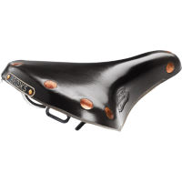 Brooks England Team Pro-S Chrome Womens Saddle