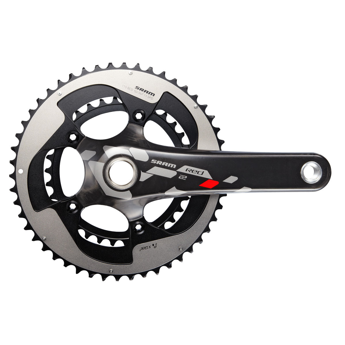 SRAM Red 22 BB30 Double Chainset