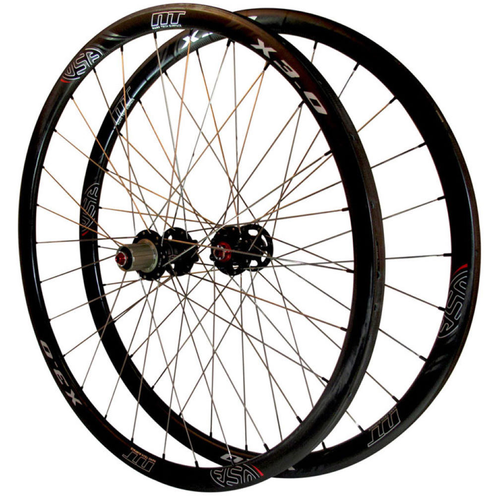 "Nano Tech 29"" MTB Carbon Wheel Set"