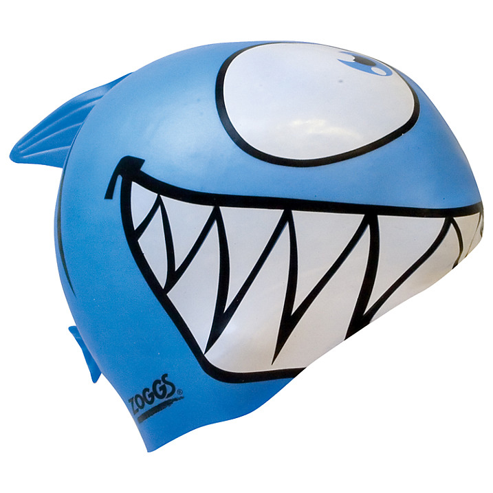 Zoggs Silicone Character Cap | Headwear