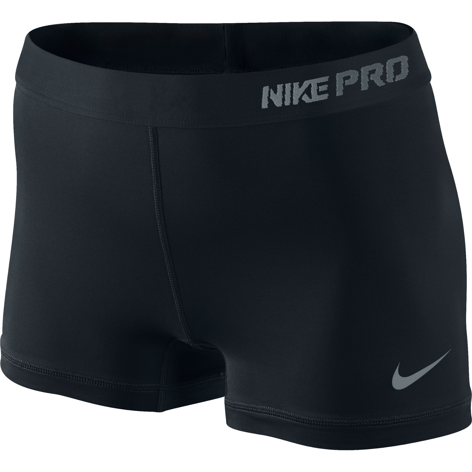 nike pro shorts ii f r damen ca 6 4 cm h 13. Black Bedroom Furniture Sets. Home Design Ideas