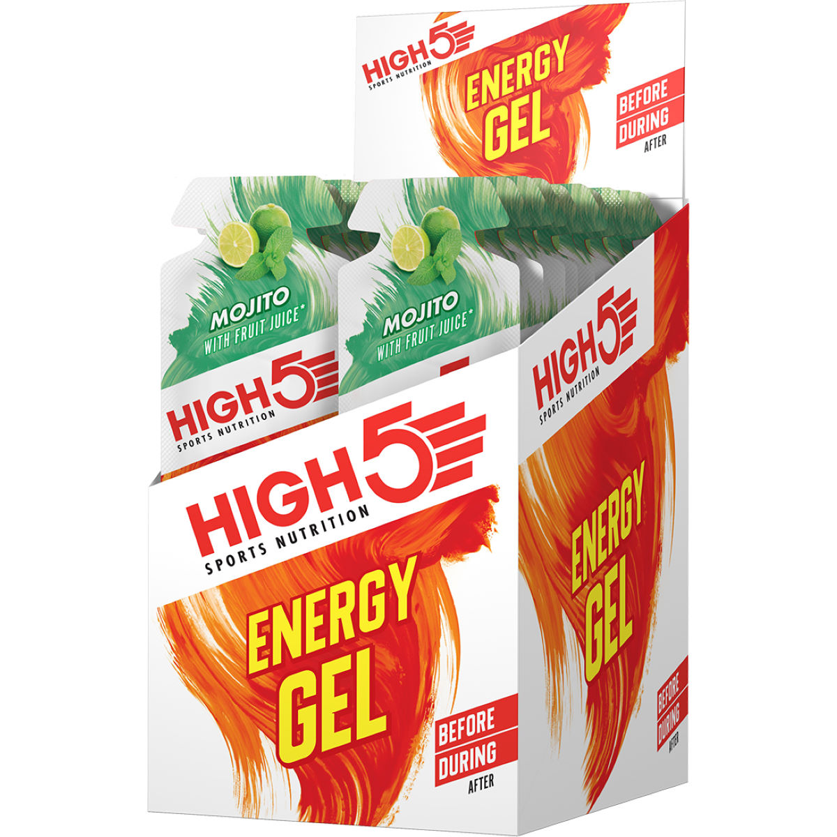 HIGH5 Energy Gel - Wiggle Exclusive (20 x 40g)