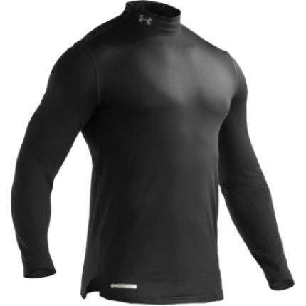 452832bd7 wiggle.co.nz | Under Armour ColdGear Fitted Mock - AW13 | Long ...