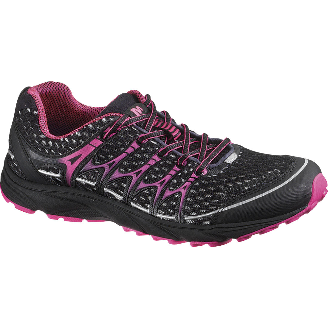Merrell Mix Master Move Glide Trail Running Shoes