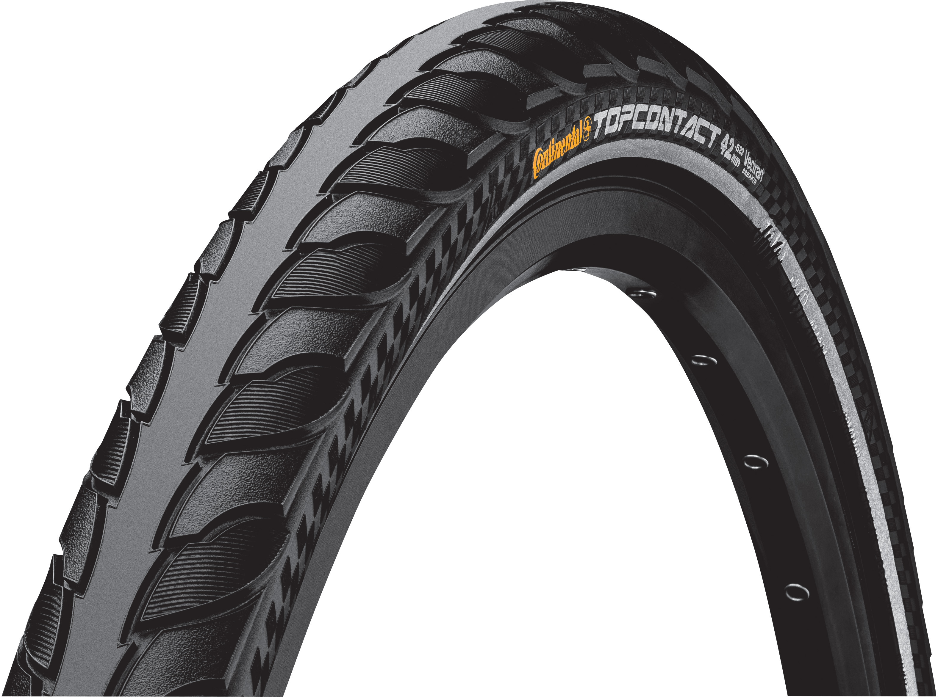 Continental Top Contact II City Road Tyre | Tyres