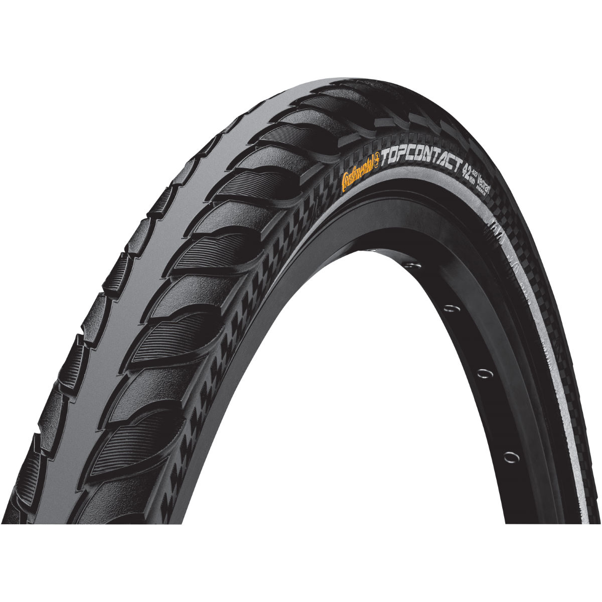 Continental Continental Top Contact II City Road Tyre   Tyres