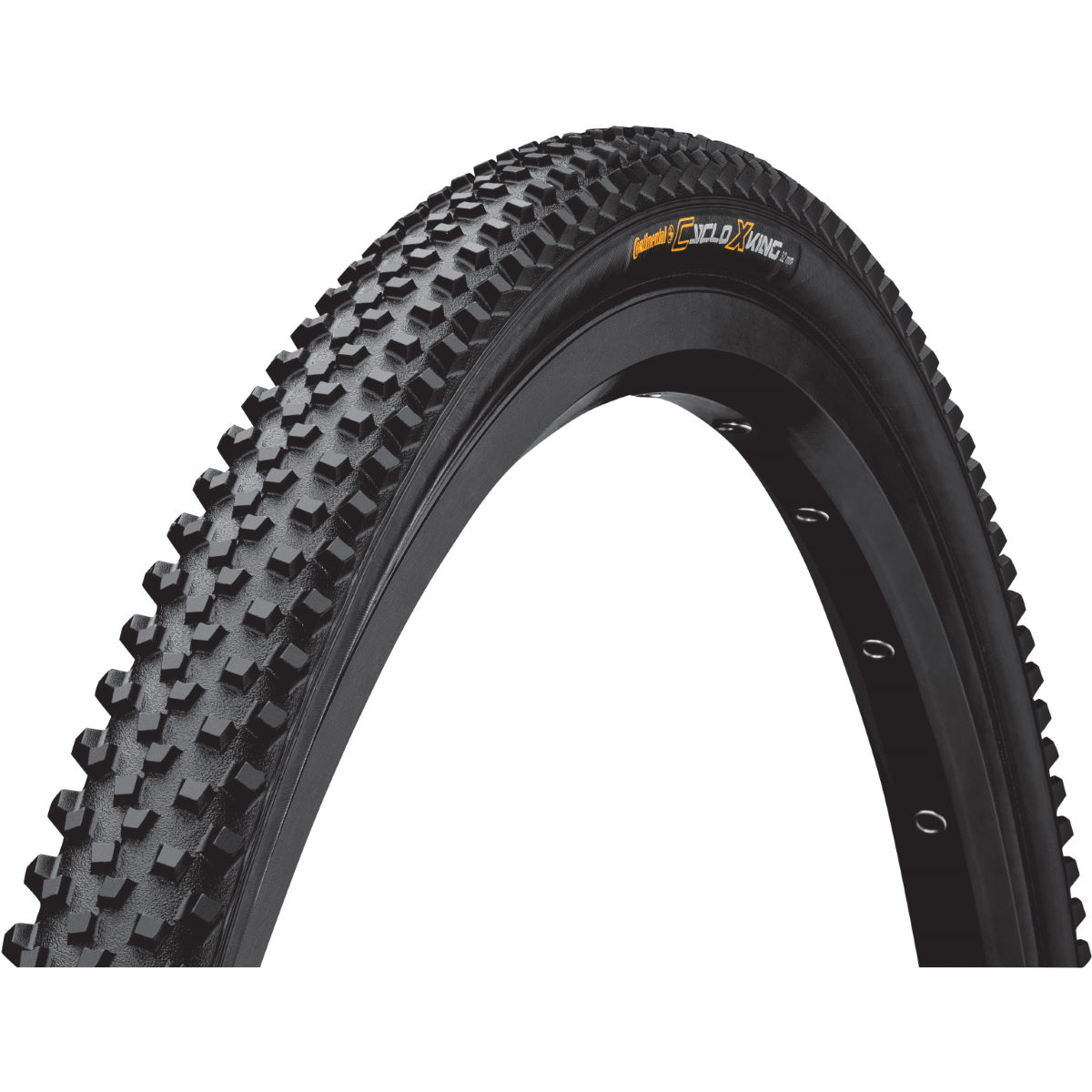 Continental Continental Cyclo X King RaceSport Folding CX Tyre   Tyres