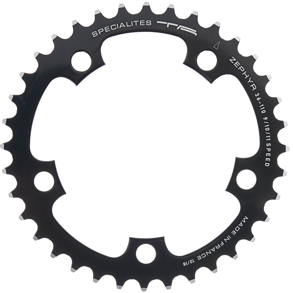TA TA 110 PCD Zephyr Inner Road Chainring   Chain Rings
