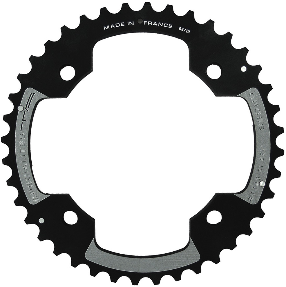 TA 120 PCD Cross MTB Outer Chainring | Klinger