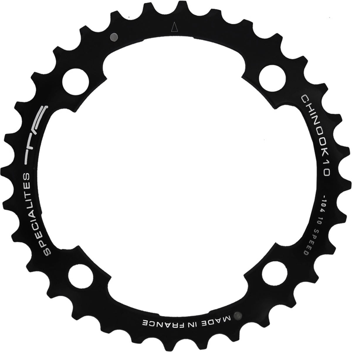 TA TA 104 PCD Chinook 10spd MTB Middle Chainring 36-38T   Chain Rings