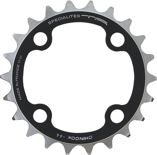 TA 64 PCD Chinnok 4-Arm MTB Inner Chainring 26-30T | chainrings_component