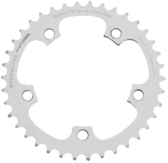 TA 110 PCD Zephyr Middle Road Klinge 40-44T | chainrings_component