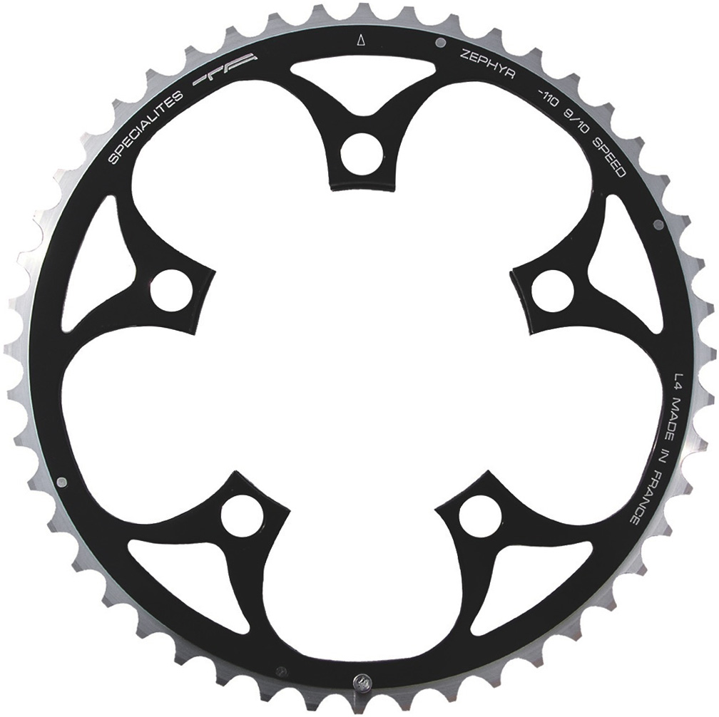 TA 110 PCD Zephyr Outer Road Chainring 50-56T | Klinger