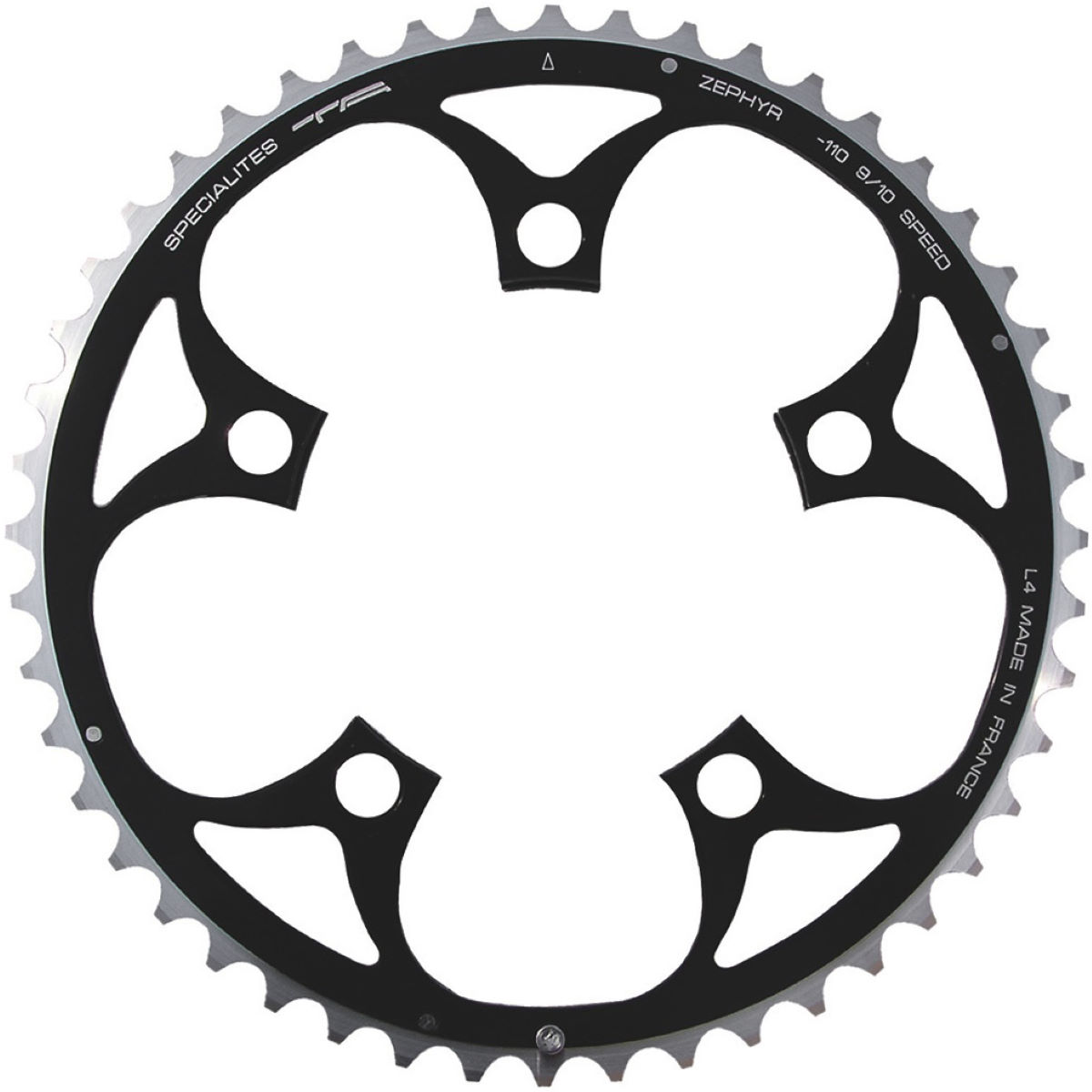 TA TA 110 PCD Zephyr Outer Road Chainring 50-56T   Chain Rings