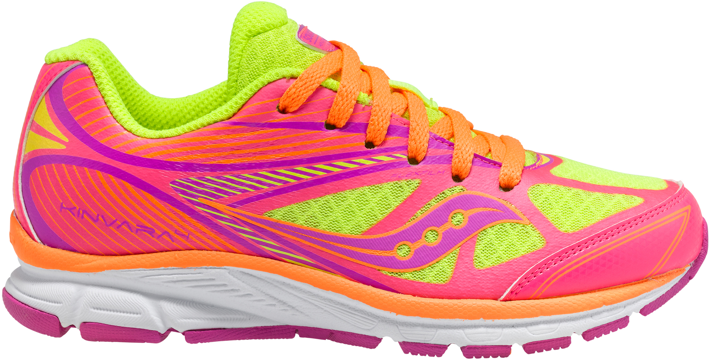 | Saucony Girls Kinvara 4 Shoes SS14 (Not Used