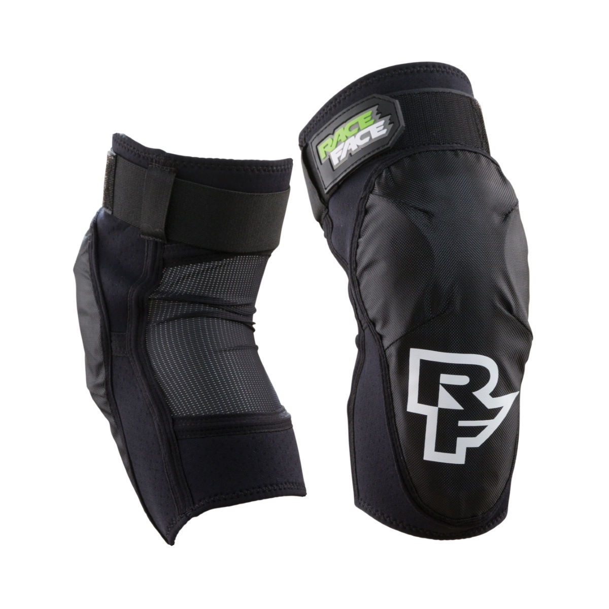 Race Face Ambush Elbow D30 Pad - Small Stealth  Elbow Pads