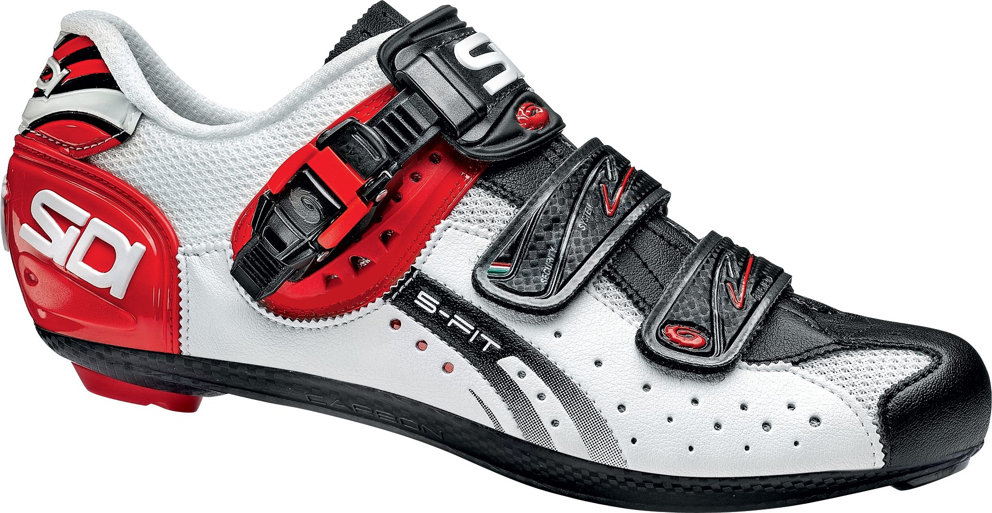 vélo Carbon Sidi Genius Fit Road Women's Chaussures Shoes de 5 Sw5Fqqp